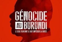 Genocidio en Burundi, cartel