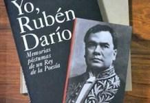 Portada de Yo Rubén Darío, de Ian Gibson, editada por Aguilar