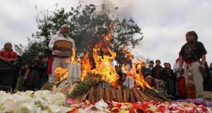 Día Internacional de los Pueblos Indígenas. Ministerio de Cultura de Guatemala