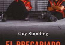 Guy Standing, portada de El precariado, nueva clase social