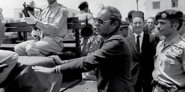 """Hasán II poco después del primer atentado que tuvo en 1971. Era """"rencoroso y vengativo"""""""