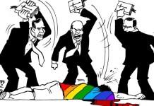 Latuff: LGBTFOBIA