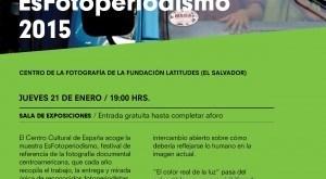Cartel EsFotoperiodismo