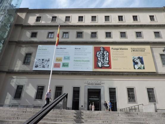Madrid Museo Reina Sofía