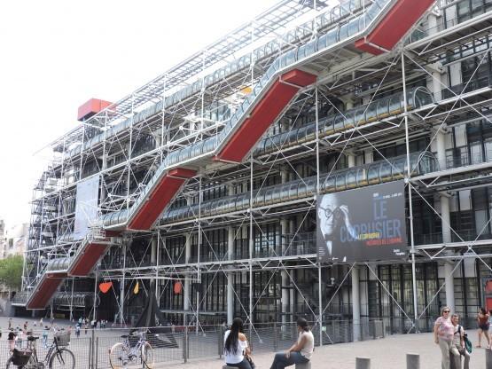 París Centro Pompidou