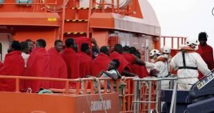 Más de 1200 personas rescatadas en las costas españolas