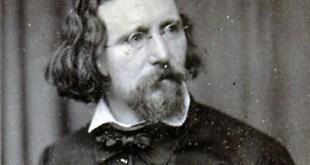 Jakob Venedey, uno de los dirigentes de la Liga y director en sus inicios del periódico El Proscrito.