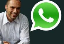 Jan Koum, uno de los fundadores de WhatsApp