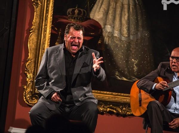 Javier Fergo: el Borrico, en el XXI Festival Flamenco de Jerez
