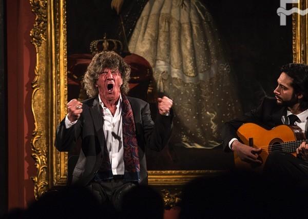 Javier Fergo: Camarones, en el XXI Festival Flamenco de Jerez