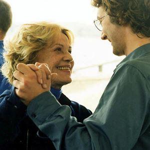 Jeanne Moreau en una escena de Cette amour la