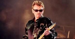 """Muere Johnny Hallyday, el """"Elvis"""" francés"""