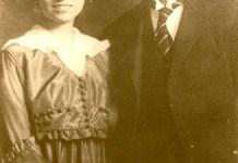 Juan Ramón Jiménez con Zenobia Campruví
