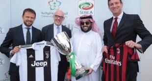 Política, fútbol, corrupción y Supercopa italiana en Arabia Saudí