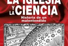 """Portada de """"La Iglesia y la ciencia"""""""