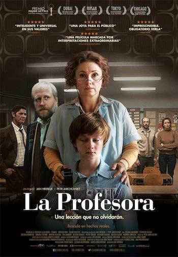 la_profesora-cartel