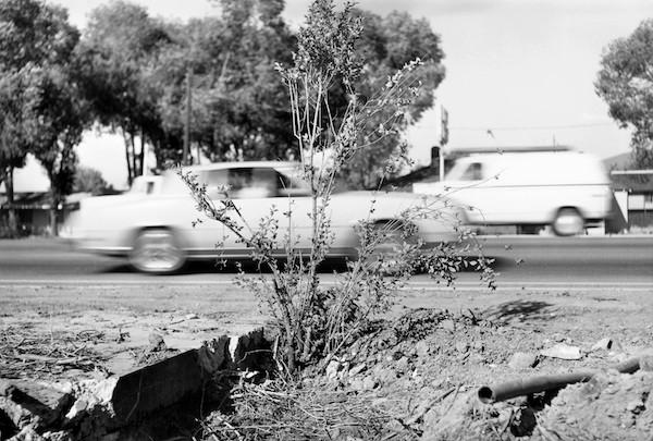 Fotografía: Lewis Baltz y la revolución del paisaje