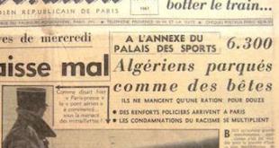 La máquina del olvido: París, hace 51 años, en el Sena…