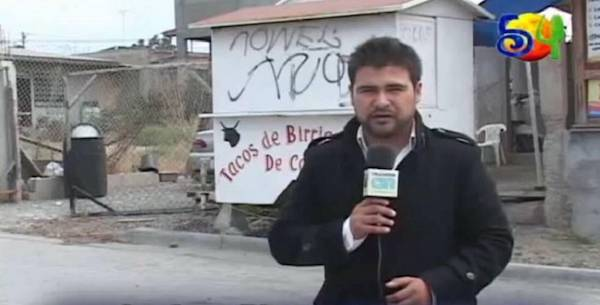 Periodistas asesinados en México: Luciano Rivera