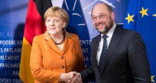Merkel se consolida en las encuestas preelectorales en Alemania