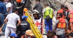 Fuerte terremoto en México 32 años después de un gran desastre