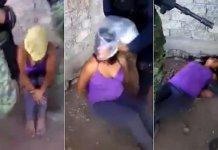 México: Imágenes de un vídeo con escenas de tortura de fuerzas militares