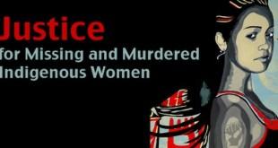 """Cartel de la campaña """"Missing justice"""" del Centre for Gender Advocacy de Canadá"""