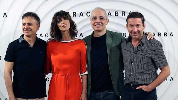 Abracadabra: José Mota. Maribel Verdú, Pablo Berger y Antonio de la Torre