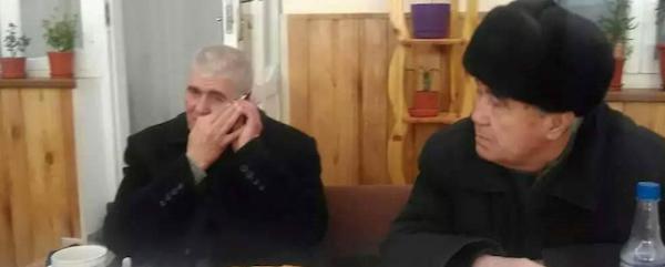 RSF: primera foto de Muhammad Bekjanov tras su liberación