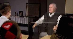 Museo del Holocausto de Illinois: supervivientes en holograma