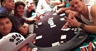 El lado más solidario del póker