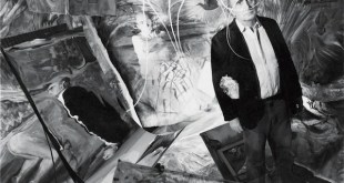Noé: Pintura con retrato