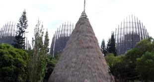 Cabañas de Nueva Caledonia