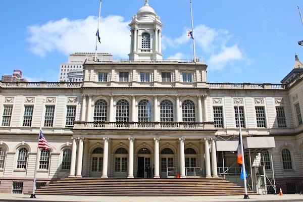 Nueva York: City Hall, sede del Ayuntamiento