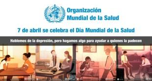Día Mundial de la Salud: Hablemos de Depresión