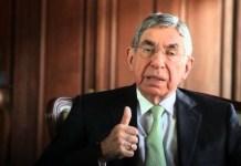 Oscar Arias, expresidente de Costa Rica