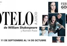 otelo cartel madrid octubre 2018