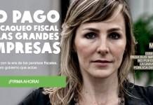 Campaña de Oxfam contra el escaqueo fiscal