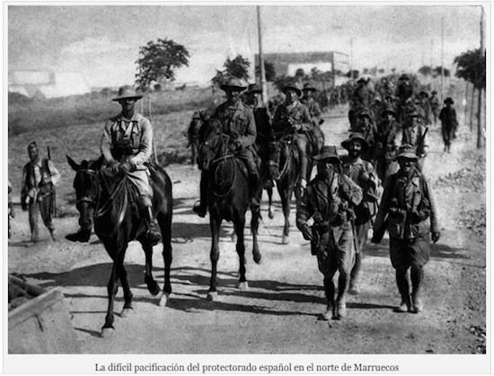 pacificacion-Marruecos-protectorado