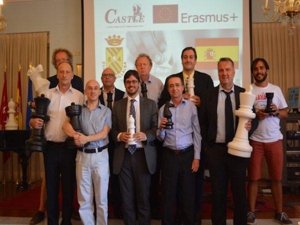 Participantes en la Madrid Chess Conference el pasado junio.