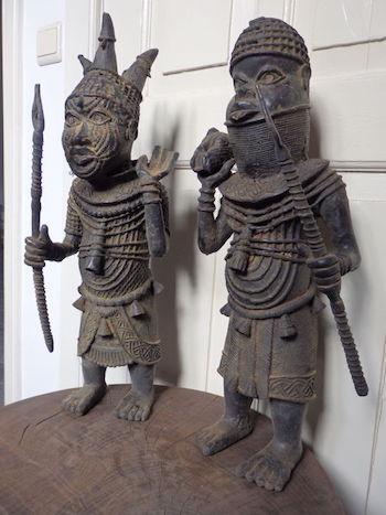 Patrimonio cultural de Benin en Francia