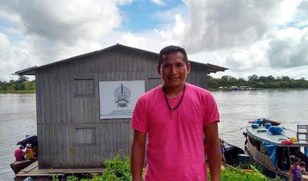 Paulo Marubo, Amazonas, Brasil