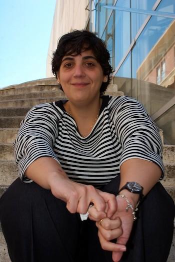Paz Encina, cineasta paraguaya