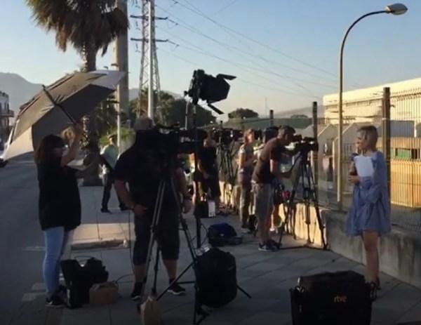 periodistas andalucia cobertura inmigrantes puertos