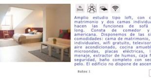 """Una solución a los """"pisos turísticos"""": empoderar a las comunidades de vecinos"""