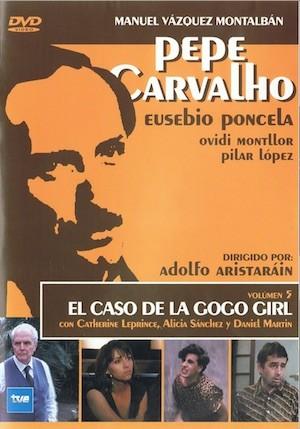 Eusebio Poncela en el papel de Pepe Carvalho