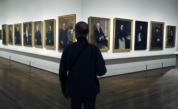 Museo del Prado: retratos de personajes españoles de la Hispanic Society of America