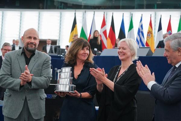 Premios Lux 2018, ceremonia de entrega de premios