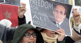 RSF pide el sobreseimiento en el juicio de Alí Anouzla, aplazado una vez más