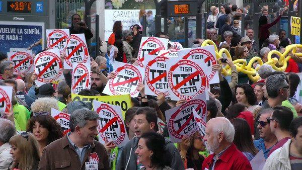 Protestas-CETA